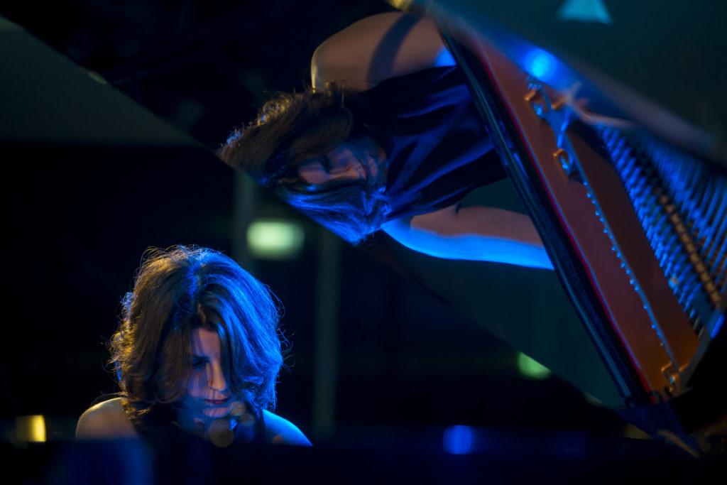 2019 01 13 Jazz Chronicles Tania Giannouli Trio Faros SNFCC Pinelopi Gerasimou High 18
