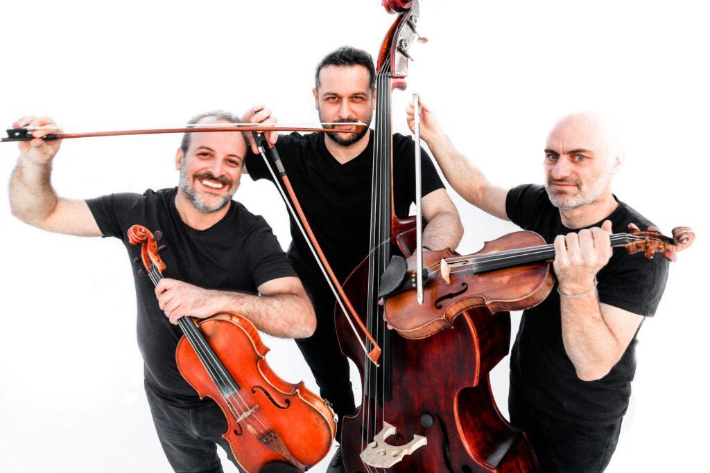 Frog String Trio