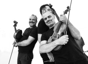 Frog String Trio low